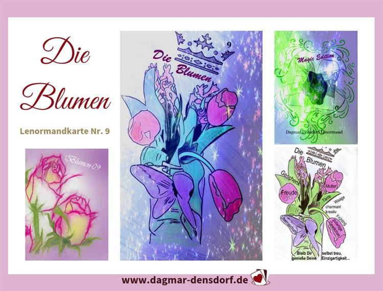 Lenormand Tageskarte 9
