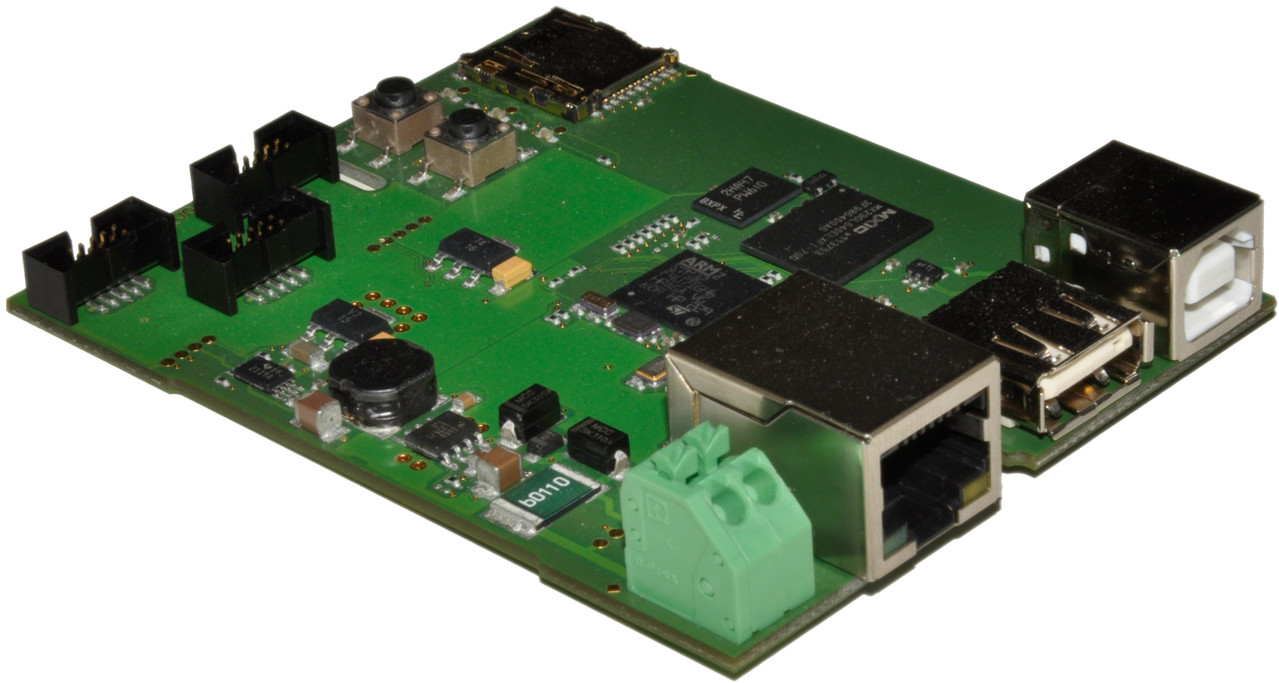 NETMF for STM32 - Mountaineer Group