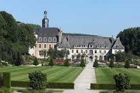 à 20 km de la VILLA ST VAL b&b à voir l'Abbaye de Valloires