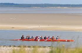 le canoe kayack Saint Valéry sur somme