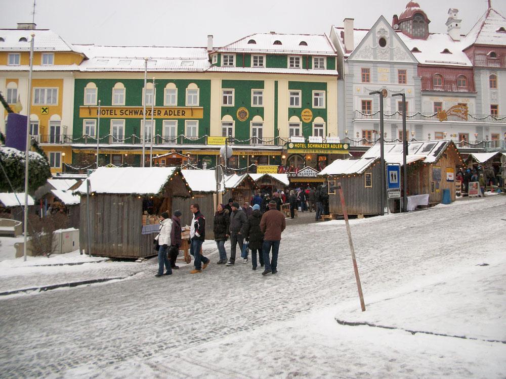Mariazell zur Adventszeit