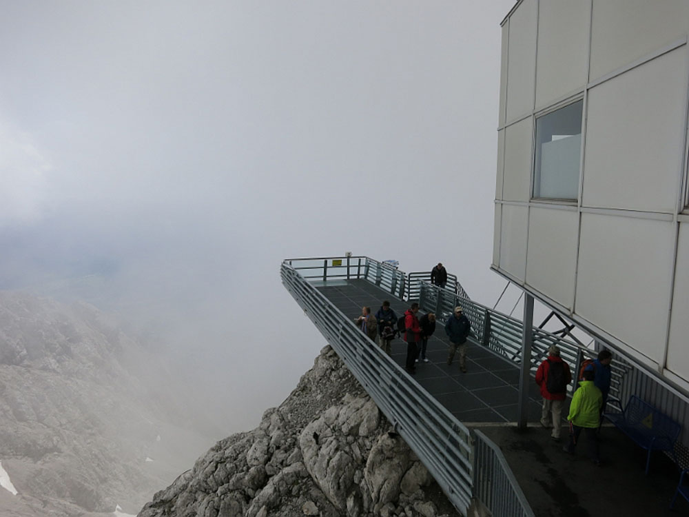 Aussichtplattform Dachstein