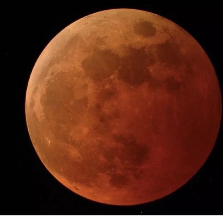 La super Lune de sang du mercredi 26 mai 2021 : La lune du Karma