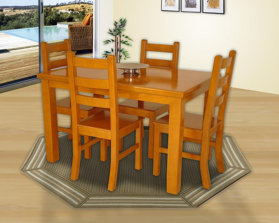 Antecomedores muebles gm muebles de madera Sillas para antecomedor