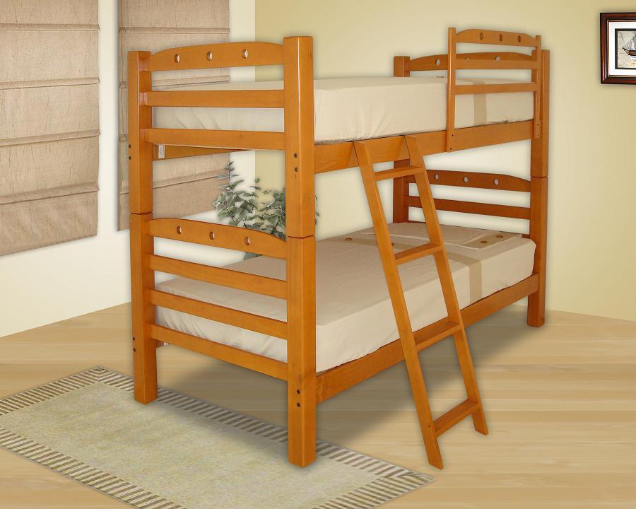 Literas dobles muebles gm muebles de madera - Literas precios modelos ...