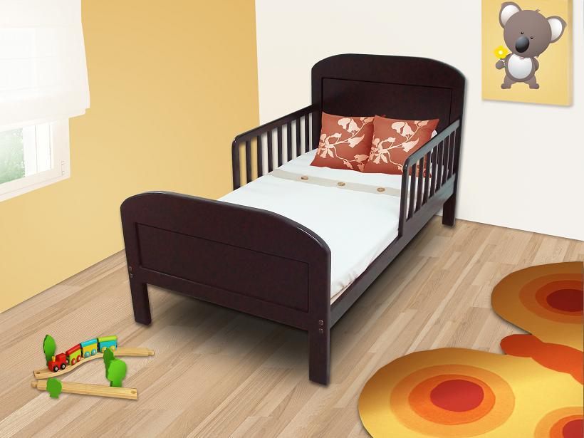 Camas infantiles 80 x 150 con barandales muebles gm for Cama infantil