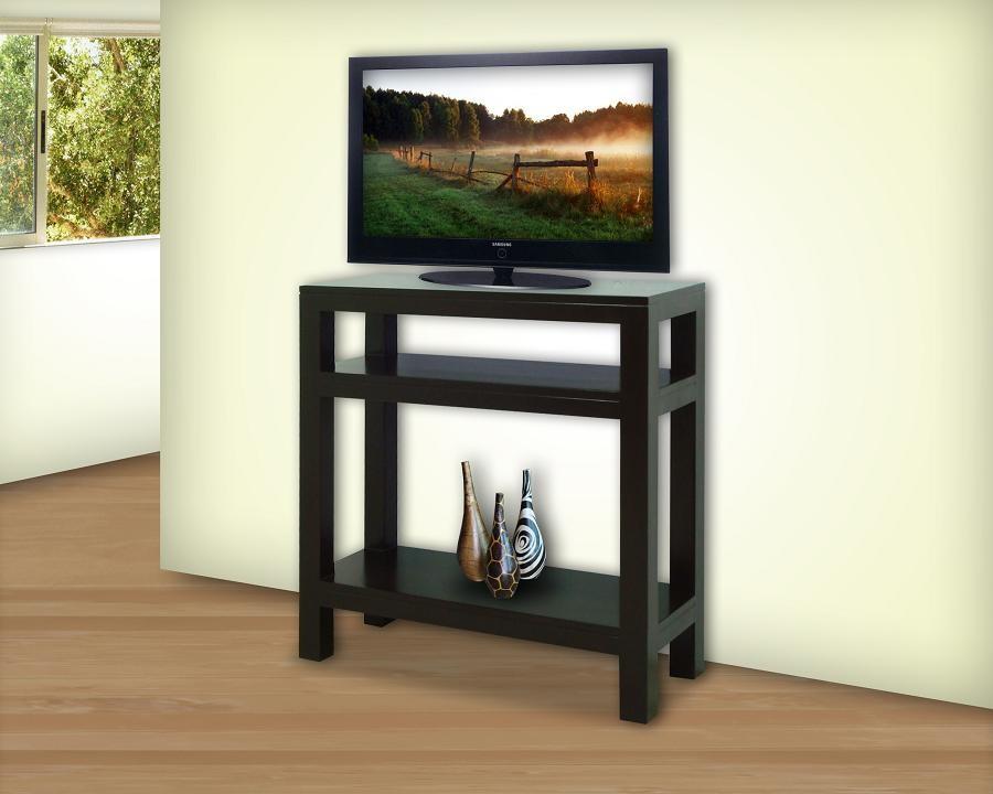 Mesas para television muebles gm muebles de madera - Muebles para tv madera ...
