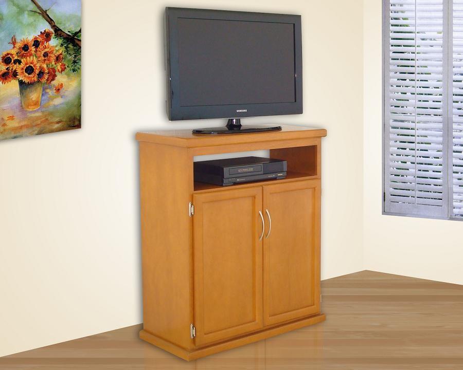 Mesas para television muebles gm muebles de madera - Mueble alto para tv ...
