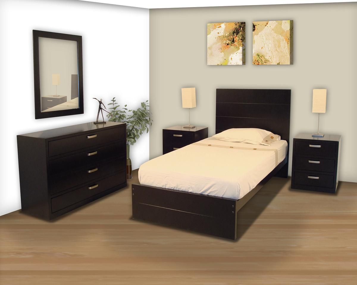 muebles finos recamaras 20170824211205 ForRecamaras Individuales De Madera