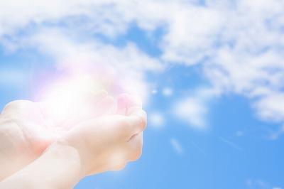 気功エネルギーのイメージ画像