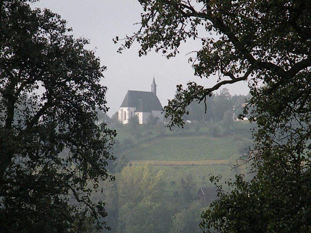 Bergkirchlein - Blick vom Panoramaweg