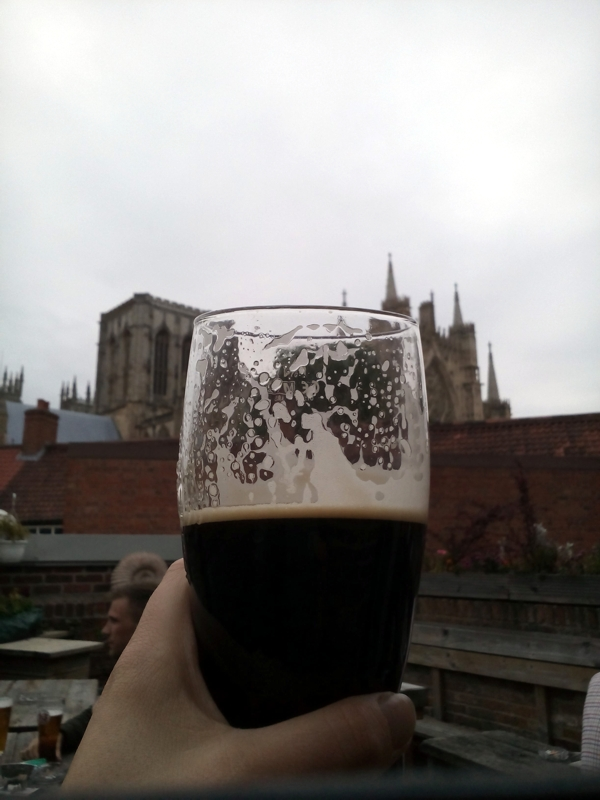 Etsy-Shop und Leben in York - Ale and Minster - Zebraspider DIY Blog