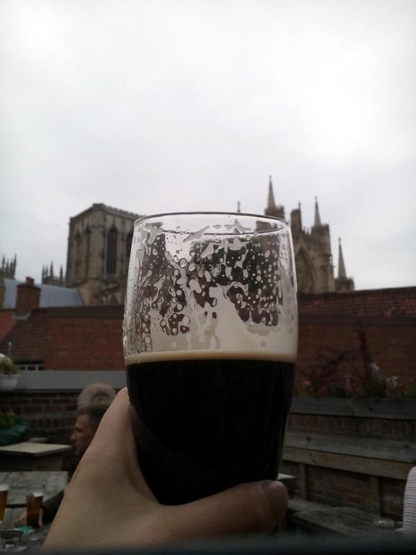 Etsy-Shop und Leben in York - Ale and Minster - Zebraspider DIY Blog