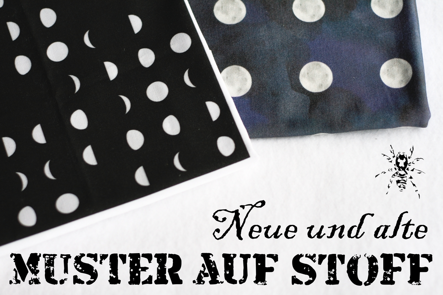 neue und alte muster auf stoff zebraspider diy anti fashion punk n hen siebdruck blog. Black Bedroom Furniture Sets. Home Design Ideas