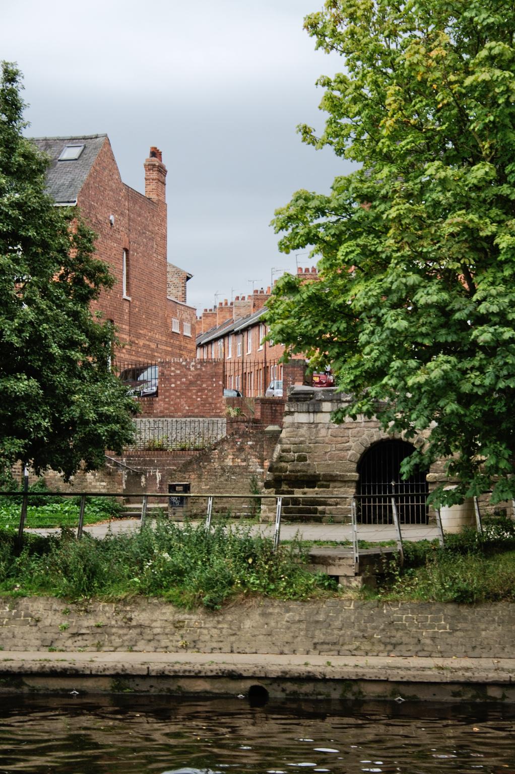 So lebt es sich in York - römische Quelle - Zebraspider DIY Blog