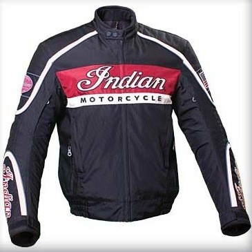 Indian Motorcycle Riding Jacket
