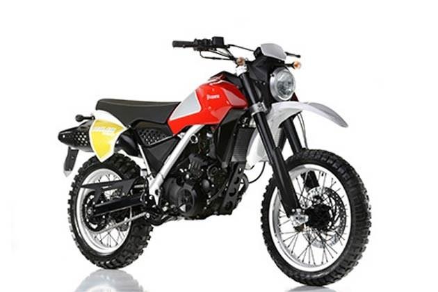 Husqvarna Concept BAJA Bike