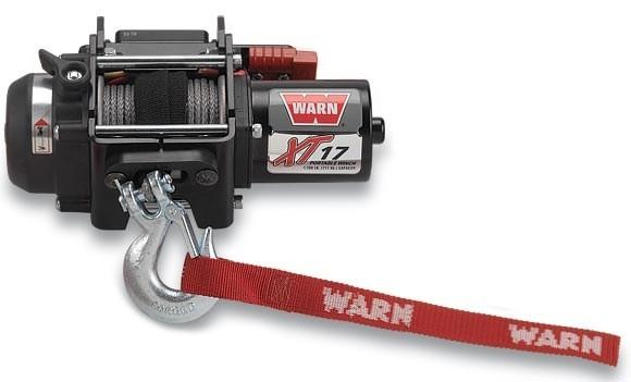 Warn XT17 Portable Motorcycle Winch