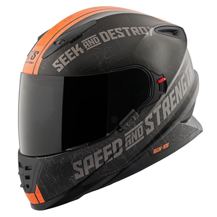 Speed And Strength Cruse Missile Helmet Peragromoto Com