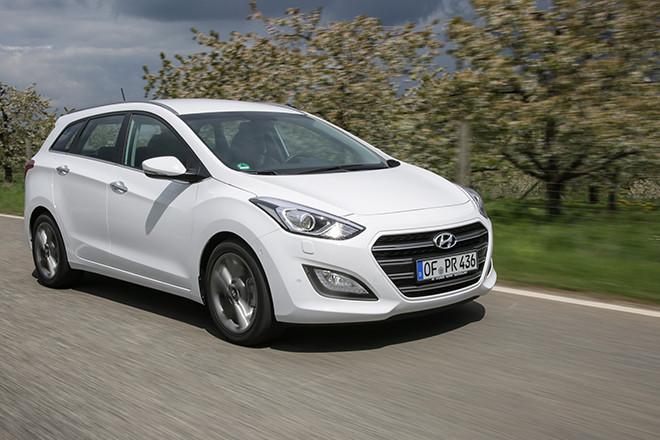 Hyundai i30 kombi front
