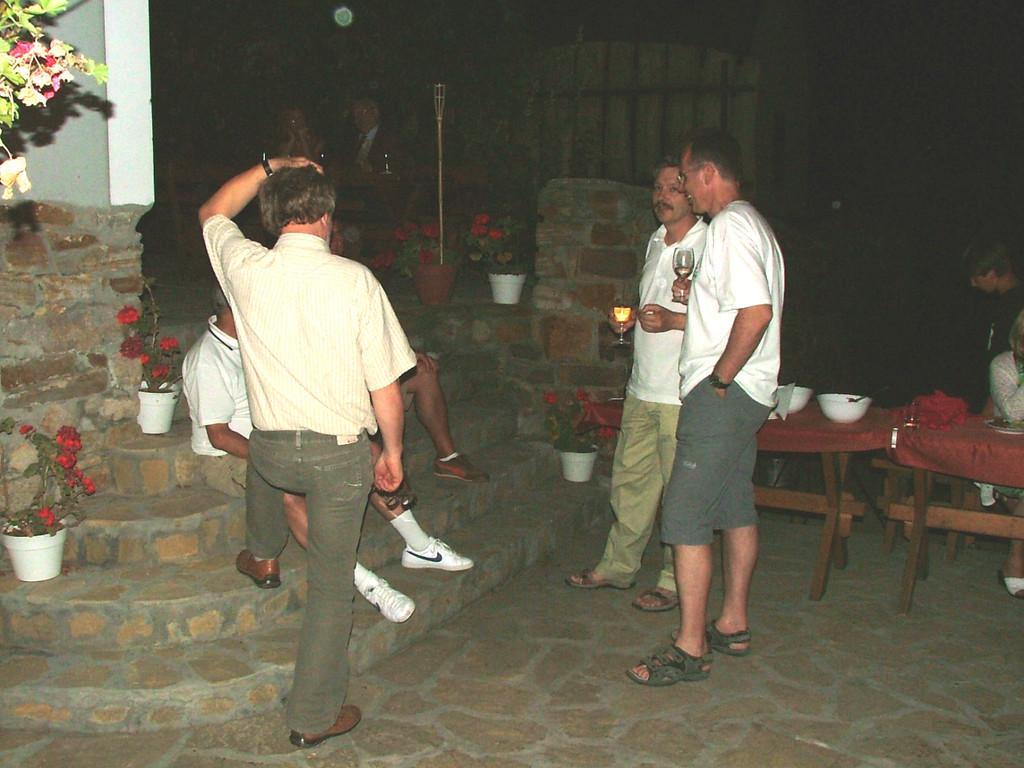 Kecskési Tamás és Köhler László