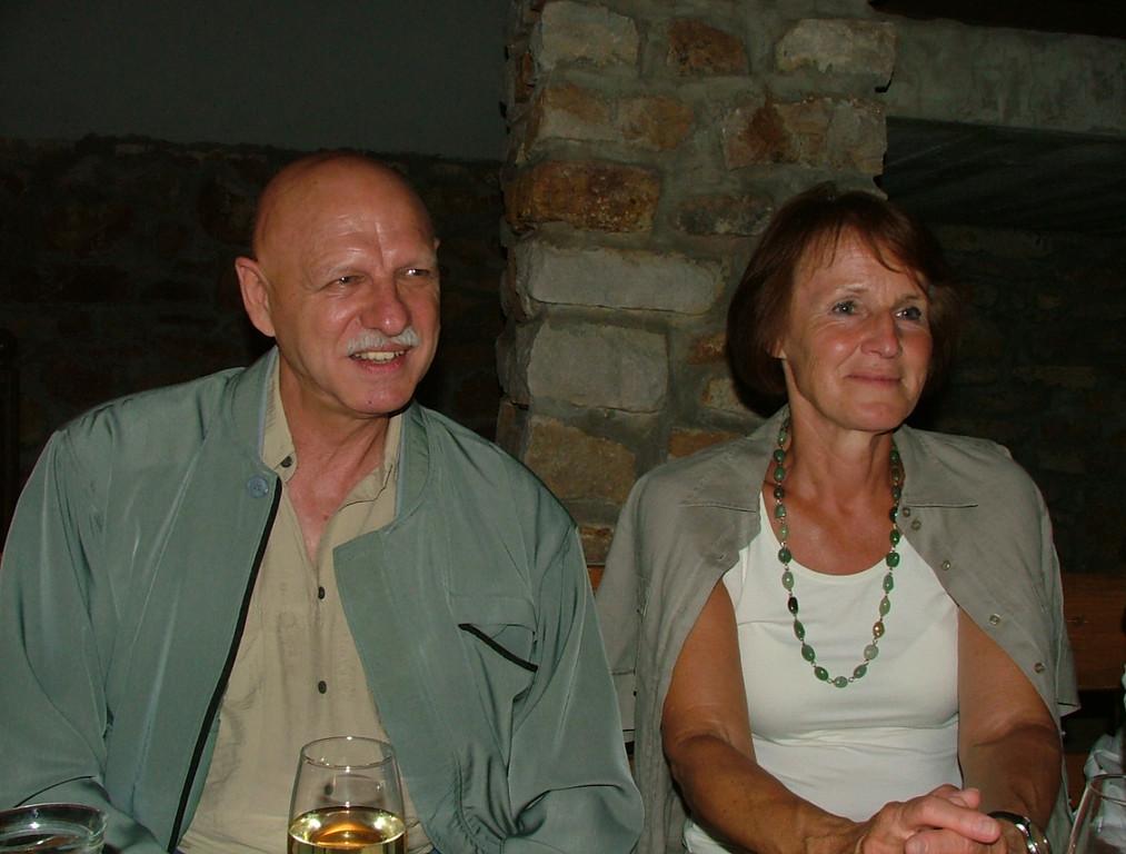 Raspó (Szúnyogh Pál tanár úr) és Winetou