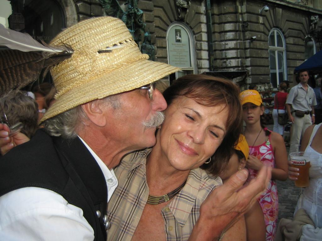 Müller Gyuri és Aliz