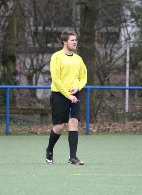 Schiedsrichter Cavin Kettner