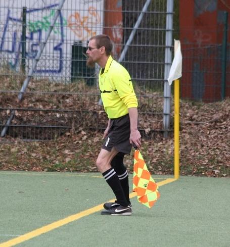 Linienrichter Carsten Weiß