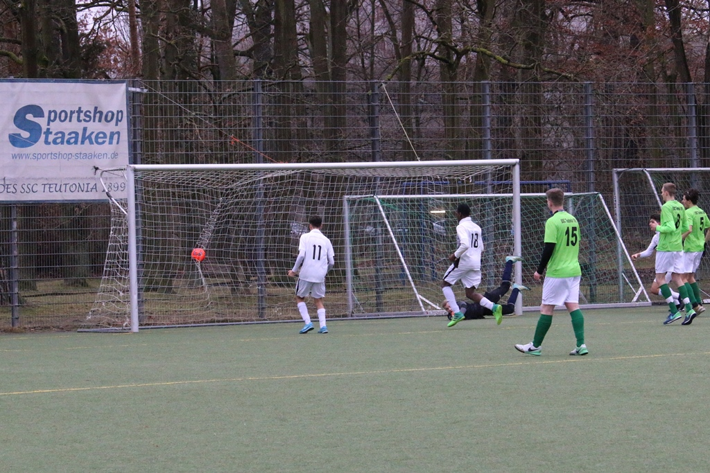 2:1 Anschlusstreffer für Hilalspor (81.)