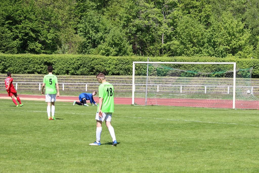 0:1 für Hertha 06 (17.)
