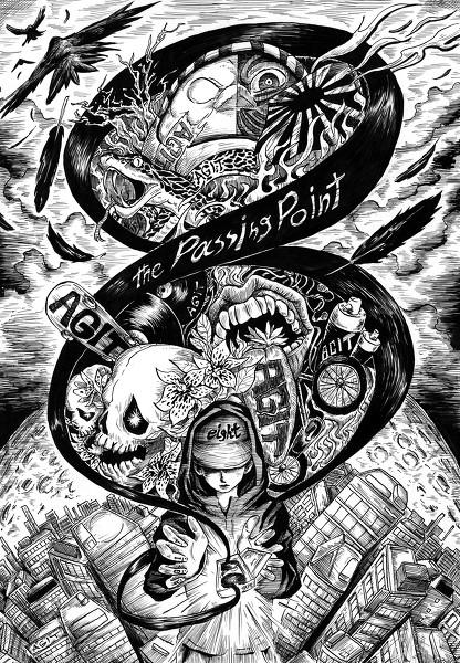 AGIT8周年記念イラスト(2012)