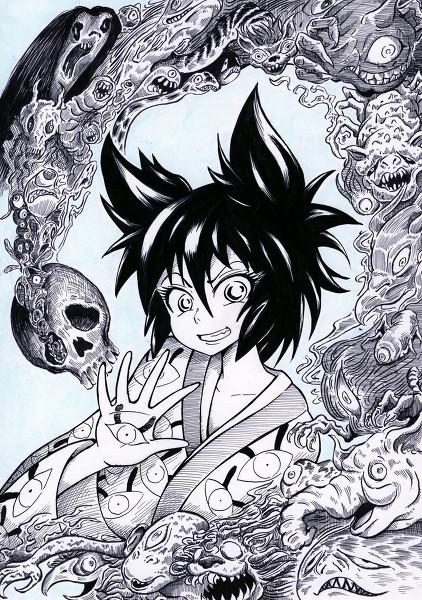 もののけ草紙(2012)