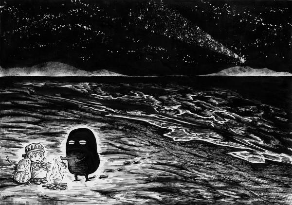 海と灯り(2012)