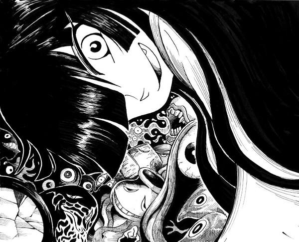 フェノメノーム サークルカット用イラスト(2012 コミティア103)