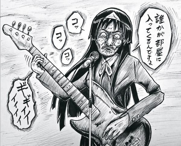 かいおん! 稲川淳二×けいおん!(2011)