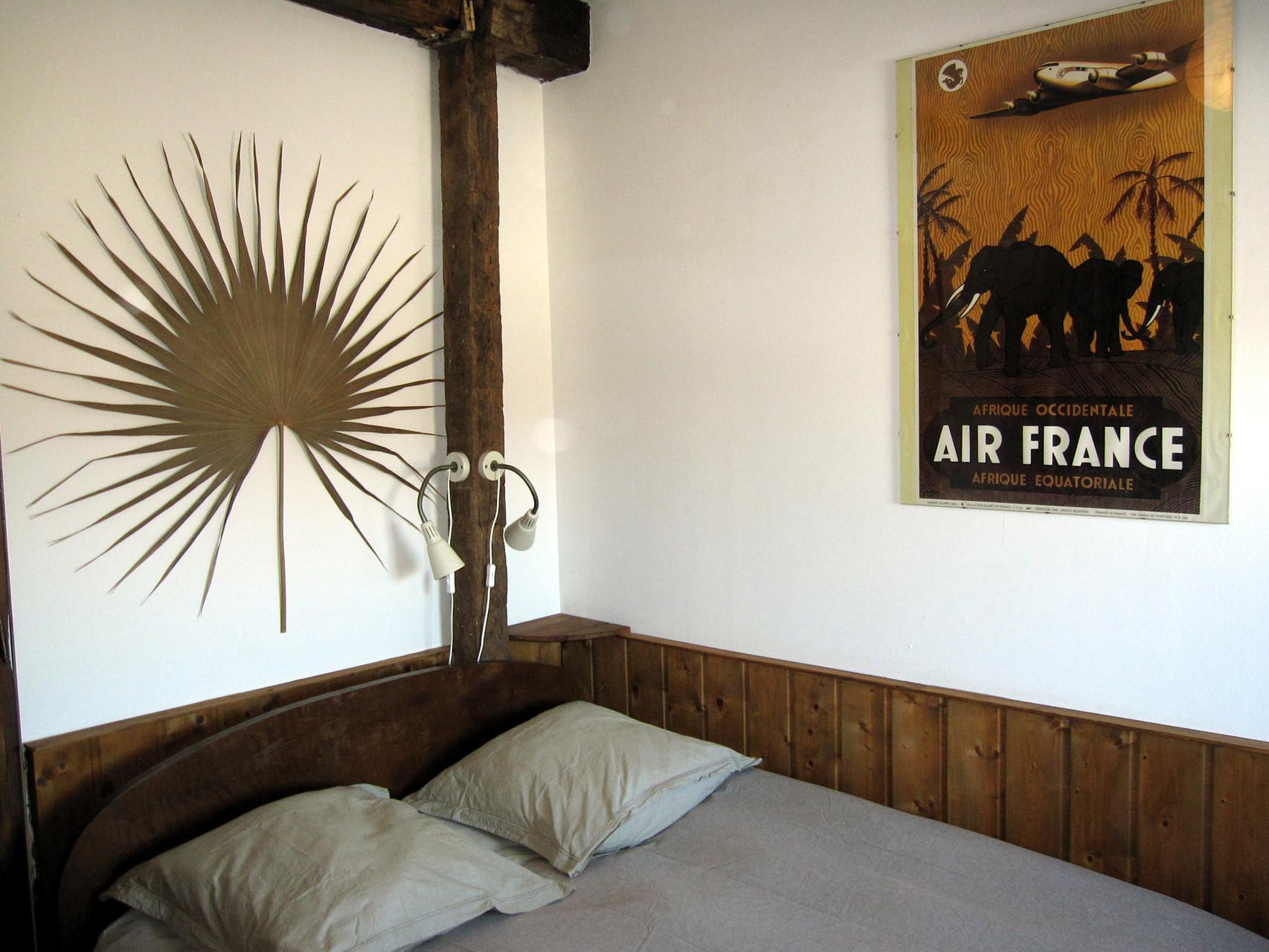 """The """"Batik"""" room"""