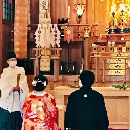 広島護国神社を参拝