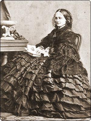 Н. Н. Пушкина-Ланская. Начало 1860-х гг. Фотография
