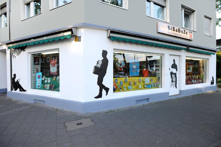 Fassade, Gestaltung, Motive, Illustration
