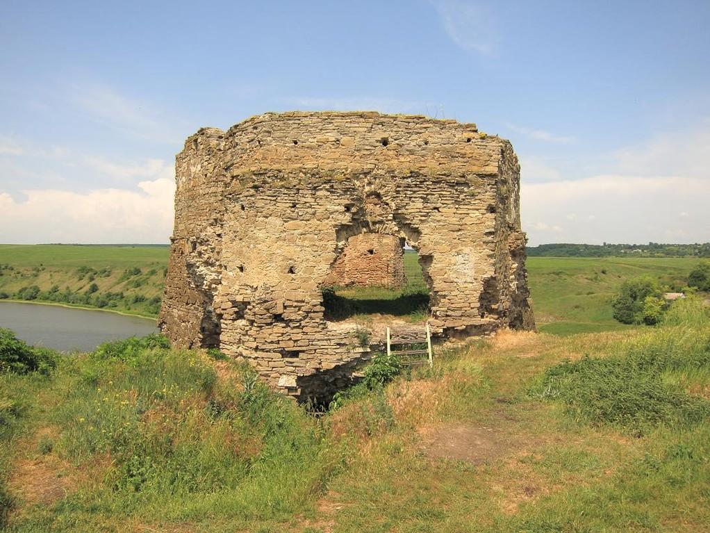 Північна вежа замку