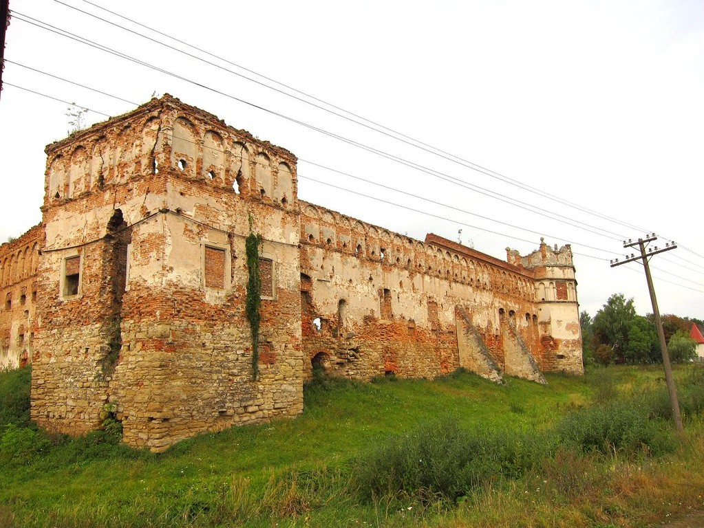 Західна вежа замку