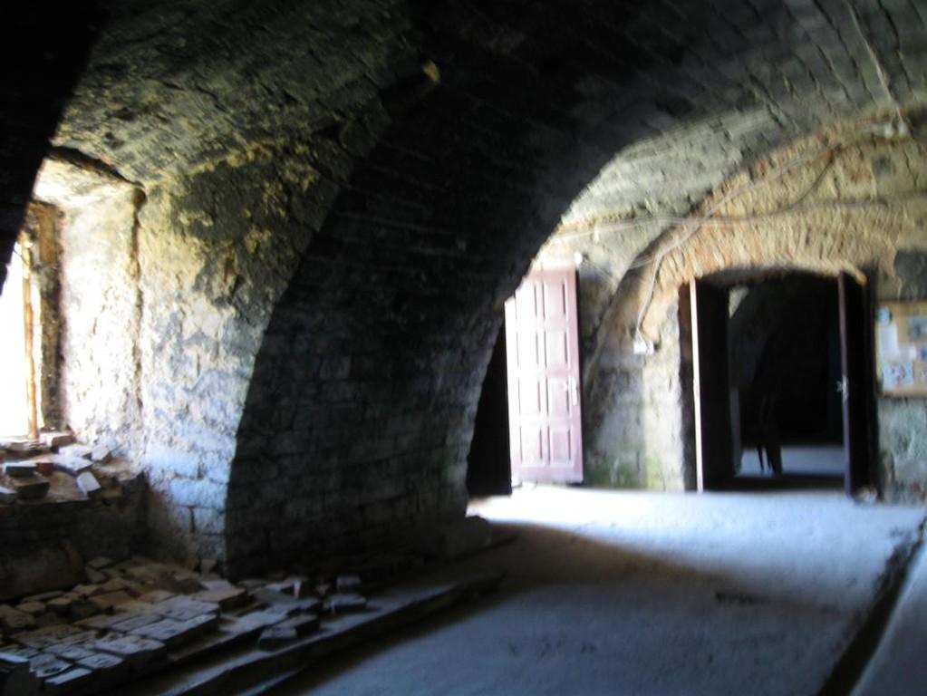 Замкові комори
