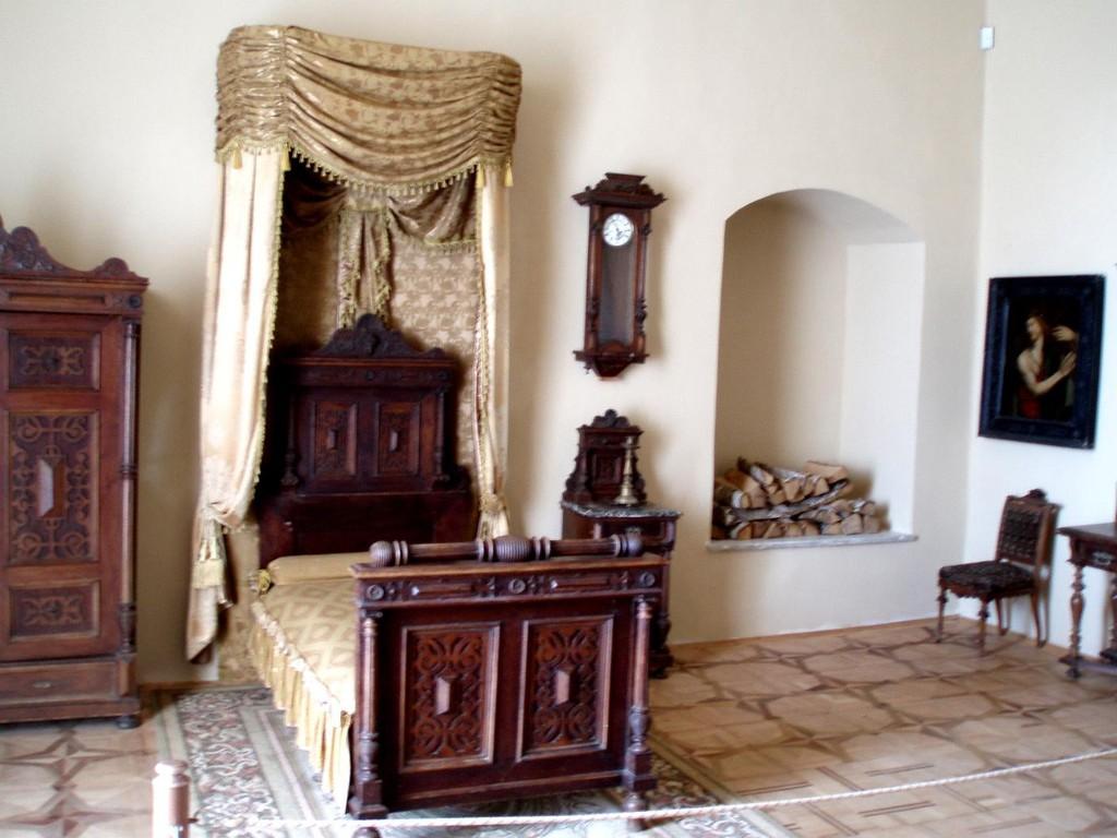 Спальня великого палацу