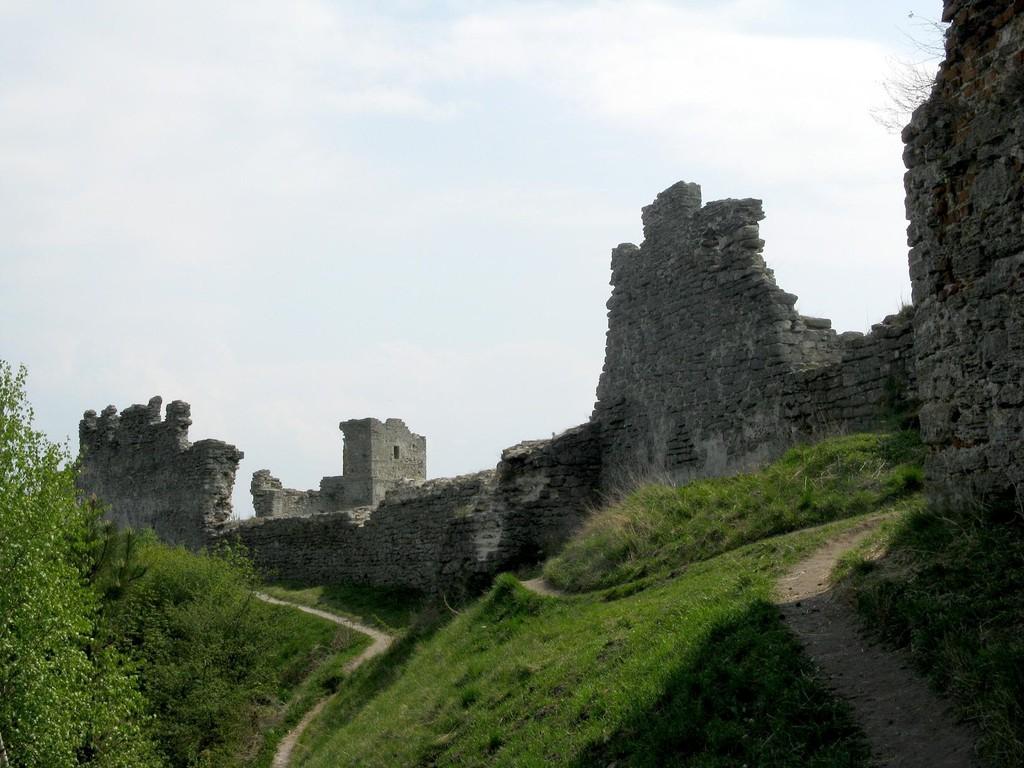 Залишки замку