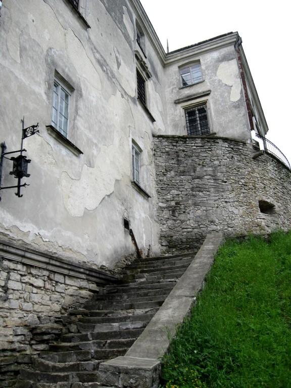Олеськ. Замок.