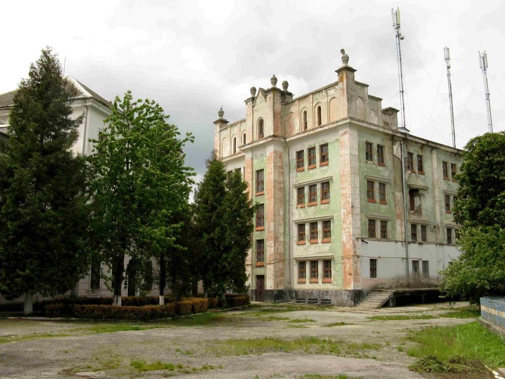 Великий палац замку