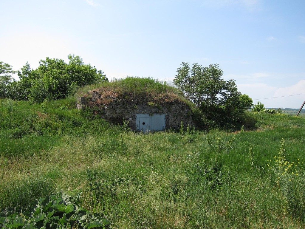 Південний мур замку