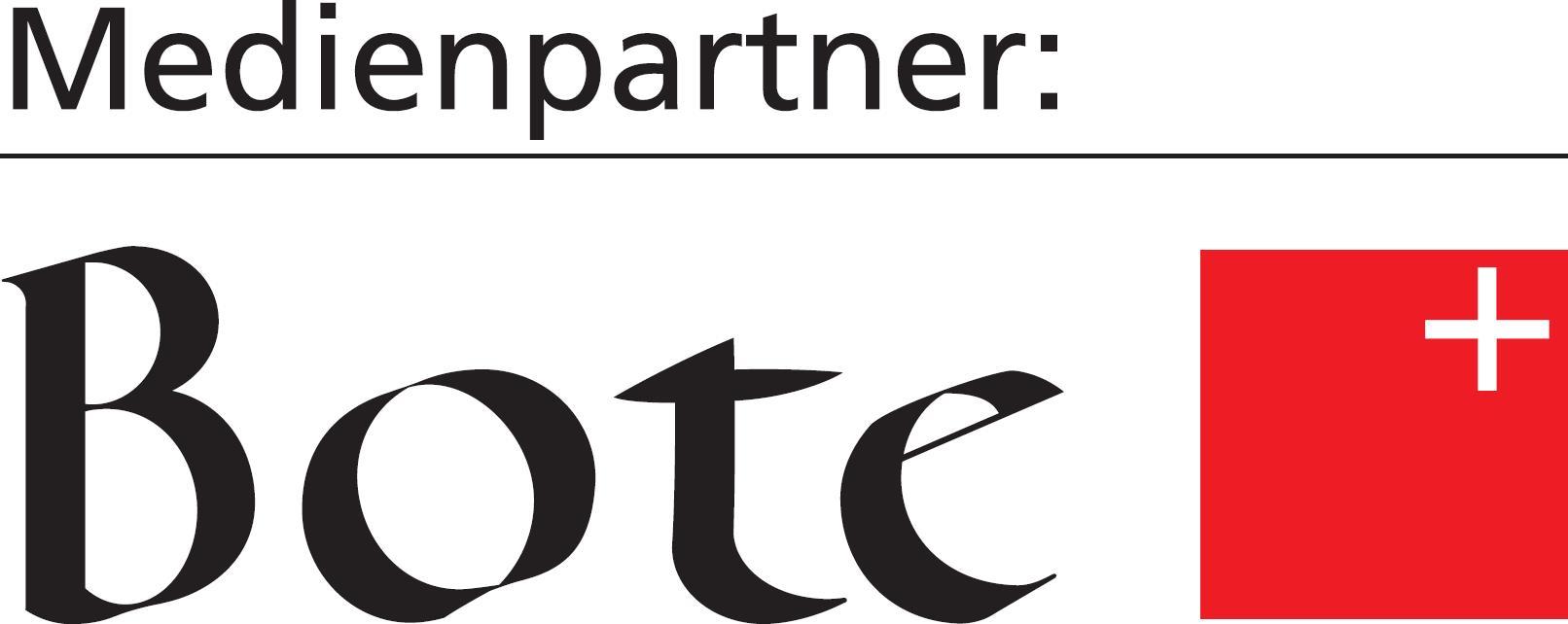 Logo Medienpartner Bote der Urschweiz