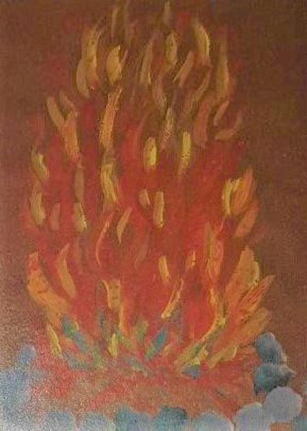 Bericht der Feuergeister